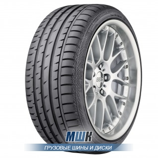 235/45R17 Continental ContiSportContact 3 MO
